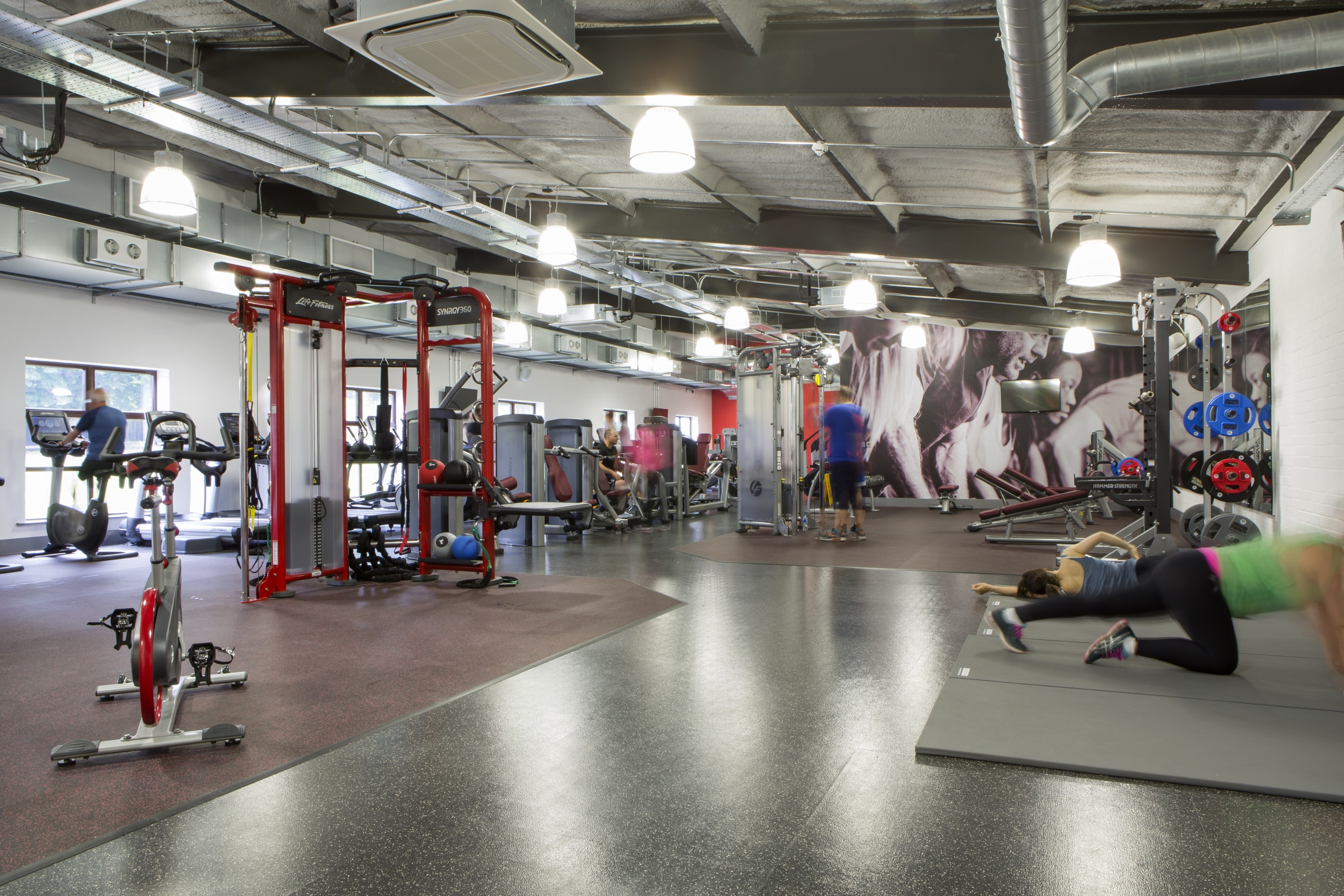 FUSION LIFESTYLE INVESTS MILLIONS IN SOMERSET LEISURE FACILITIES